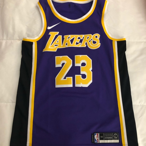 new styles 61ecc 3efe2 New Lakers jersey 23 Lebron James for sale!!!